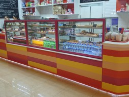 Витрина Вена 1,00 ПСВ кондитерская холодильная