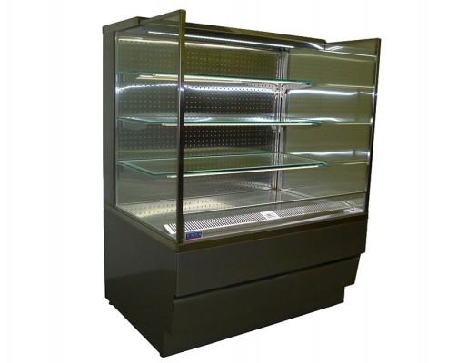 Витрина Вена 1,25 ПСВ КУБ Холодильная горка