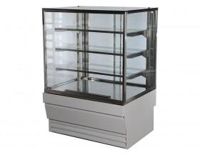 Витрина Прага 0,9 Куб кондитерская холодильная