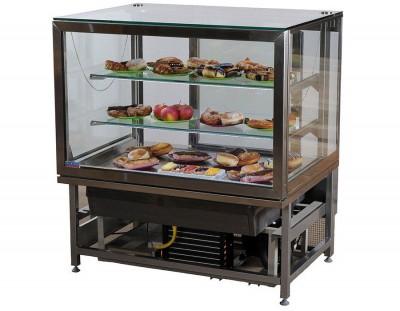 Витрина Вена 1,25 ПСН кондитерская холодильная