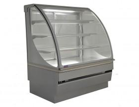 Витрина Вена 1,25 кондитерская холодильная