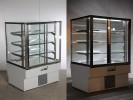 Витрина Прага 1,2 Куб кондитерская холодильная